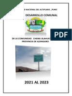 plan estrategico de la comunidad chana TERMINADO .pdf