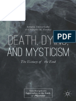 Death, Dying, and Mysticism The Ecstasy of the End by Thomas Cattoi, Christopher M. Moreman (z-lib.org).pdf