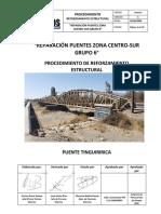 XXXX-EST-PRO_Reforzamiento Estructural Tinguiririca