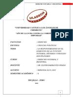 La responsabilidad en el ejercicio de la función notarial, régimen y proceso disciplinario.pdf