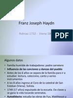 17 Haydn- Cuarteto y Sinfonía
