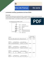 Parámetros de Fanuc