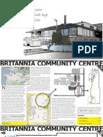 Britannia Community Services Center Critical Eye Analysis