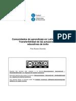 7. UAB tesis doctoral comuniades de aprendizaje en AL