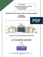 01D0129 DCE CCTP LOT PLOMBERIE-SANITAIRES 06.02.16.pdf