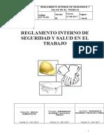 SST-N-001 Reglamento de Interno de Seguridad y Salud en el Trabajo.doc