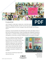 Love Is Powerful  by Heather Dean Brewer and LeUyen Pham Activity Kit
