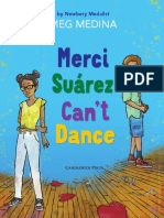 Merci Suárez Can't Dance by Meg Medina Press Release