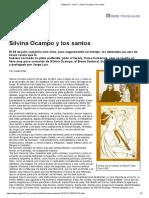 Página_12 __ las12 __ Silvina Ocampo y los santos