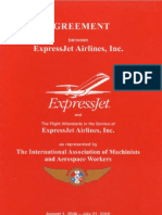 IAM ExpressJet Contract