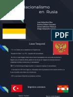 Nacionalismo en  Rusia