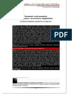 PENSAMENTO SOCIAL ANARQUISTA da revista espaço acadêmico