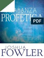 Alabanza Profetica Joshua Fowler (1)