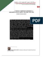 A PEDRA E A ALAVANDA organizações anarquistas e o sindicalismo no rj e sp 1945 1964.pdf