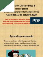 Fce 3-Clase Del 15 de Octubre 2020