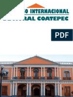 Concurso Internacional de Mural Coatepec