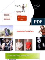 Comunicación corporal