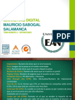 Presentación Tema 2 Definiciones de Marketing Digital