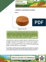 Material 2. Bioquimica y propiedades nutricionales