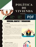 POLITICA DE VIVIENDA (EXPOSICION).pptx