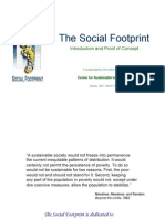 The Social-Footprint