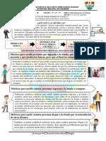 FICHA DE TRABAJO  3 - 4 - 5