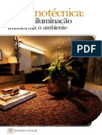 Luminotécnica - Como a Iluminação Transforma o Ambiente