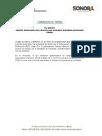 22-09-20 Gestiona Gobernadora más recursos para municipios ante titular de Hacienda Federal