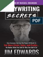 Copywriting secrets español