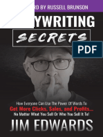 Copywriting secrets español