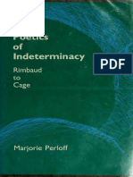 [Avant-Garde & Modernism Studies] Marjorie Perloff - The Poetics of Indeterminacy_ Rimbaud to Cage (Avant-Garde & Modernism Studies) (1999, Northwestern University Press) - libgen.lc.pdf