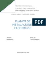 trabajo de planos electrico