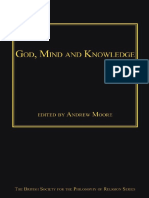 (British Society for the Philosophy of Religion) Dr Andrew Moore-God, Mind and Knowledge-Ashgate Pub Co (2014).pdf