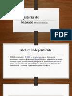 ppt 4 conformacion del estado Mexicano