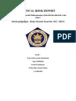 KRISNA JUNTAK  CRITICAL BOOK REPORT