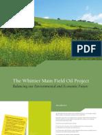 Whittier Main Field Oil Project