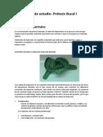 Guía de estudio- Prótesis Bucal I-1