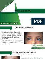 SINDROME DE BROWN
