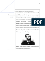 Actividad 1 - Linea de Tiempo Historia Psicologia Social Comunitaria