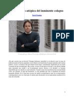 Graeber, David -Guía práctica utopica del inminente colapso