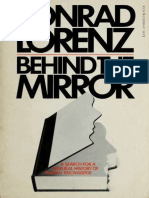 Konrad Lorenz - Behind the mirror _ a search for a natural history of human knowledge-Harcourt Brace Jovanovich (1978)
