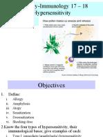 Pharm Immuno17 Hypersensitivity POR