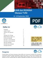 Panduan BDR Minggu 10 (14-20 September 2020)