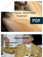 Kings Projects- Waste Water Treatment