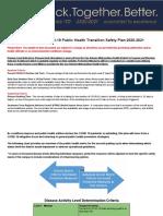 Nisd Covid19 Public Health Transition Plan 2