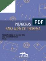 PITÁGORAS PARA ALÉM DO TEOREMA