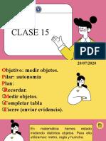 CLASE 15 ARTES