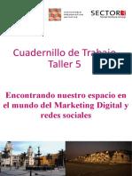 ESCALA-Cuadernillo de Trabajo_Taller 5-Marketing digital y redes sociales 1
