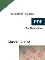 dermatosis papulares
