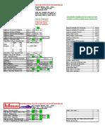 Calcula materiais de construção